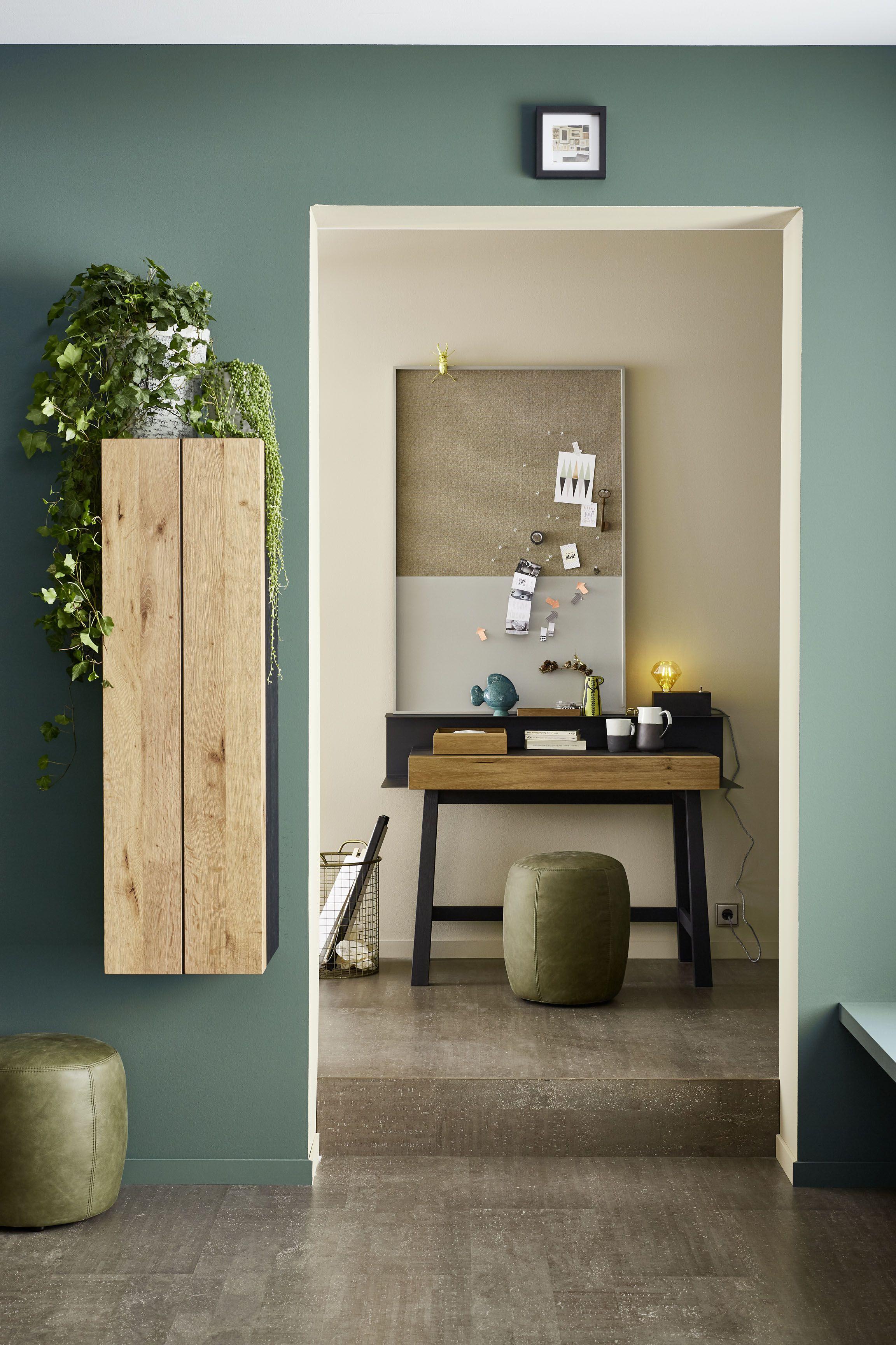 Designfarbe Besinnliches Waldgrun In 2020 Wohnen Schoner Wohnen Haus Deko