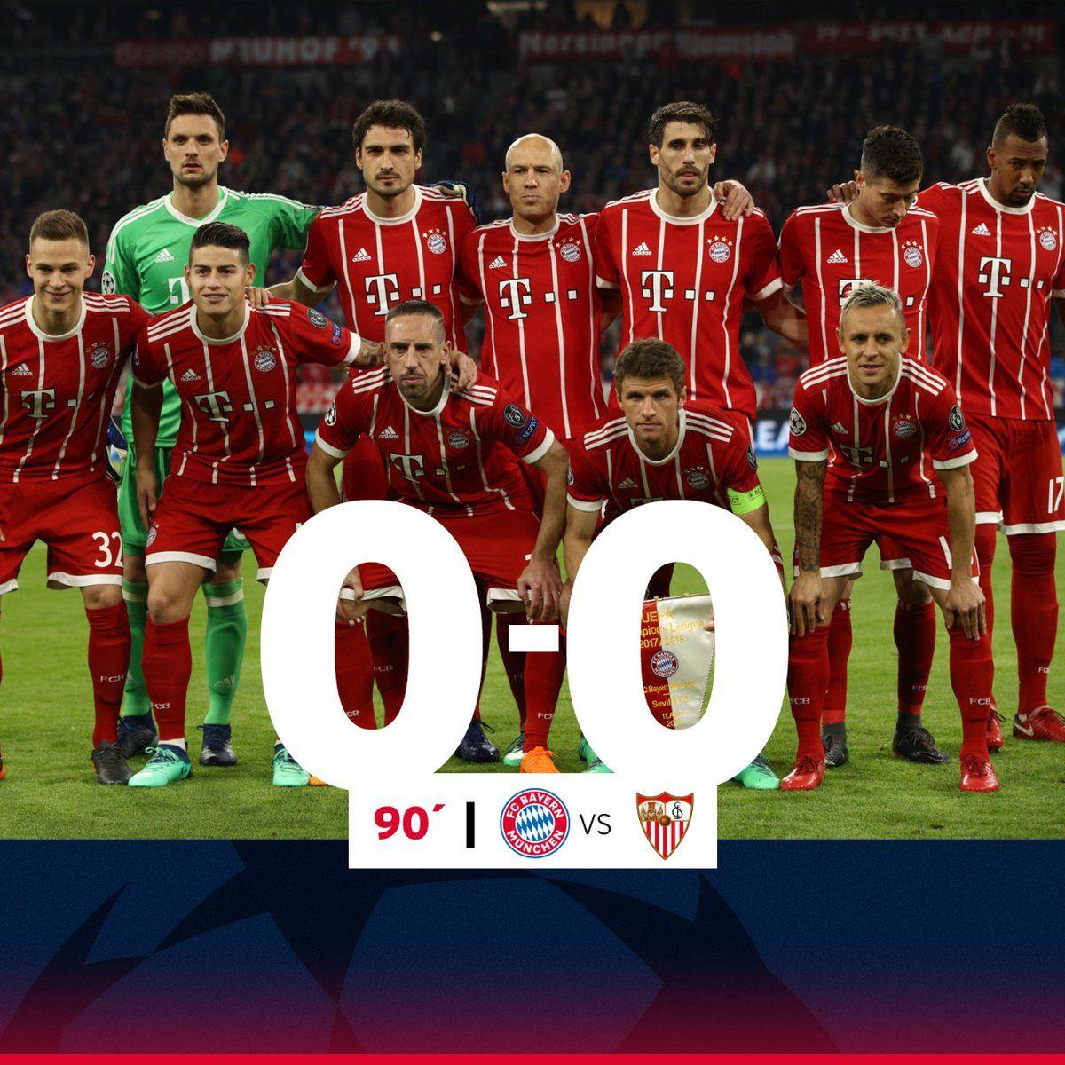 Sevilla Bayern Tv