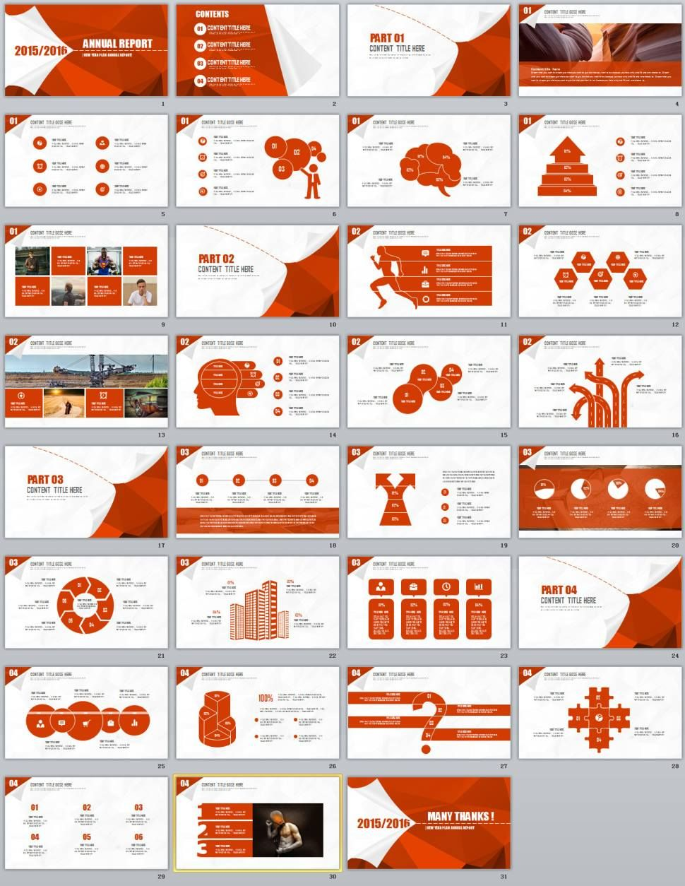 31 redcolor annual report powerpoint templates annual reports 31 redcolor annual report powerpoint templates the highest quality powerpoint templates and keynote templates toneelgroepblik Gallery
