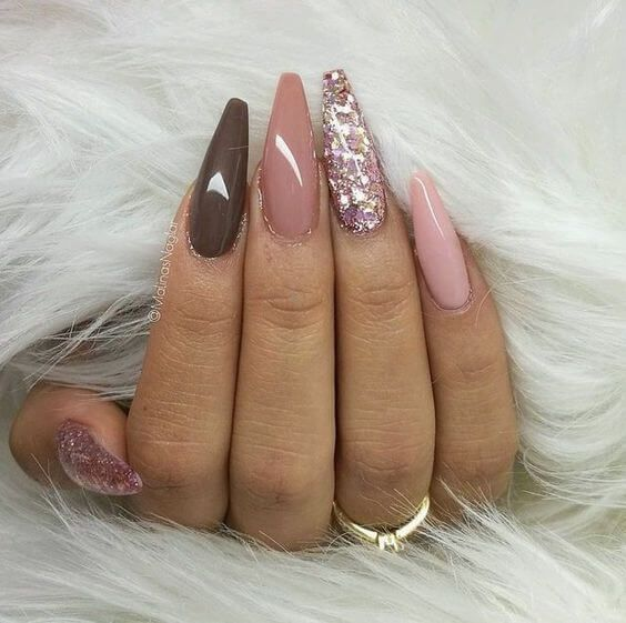 22 totally classy nail designs to rock this winter 2019 rh pinterest com