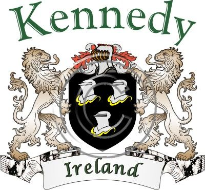 Kennedy Coat Of Arms Irish Coat Of Arms For The Surname Kennedy