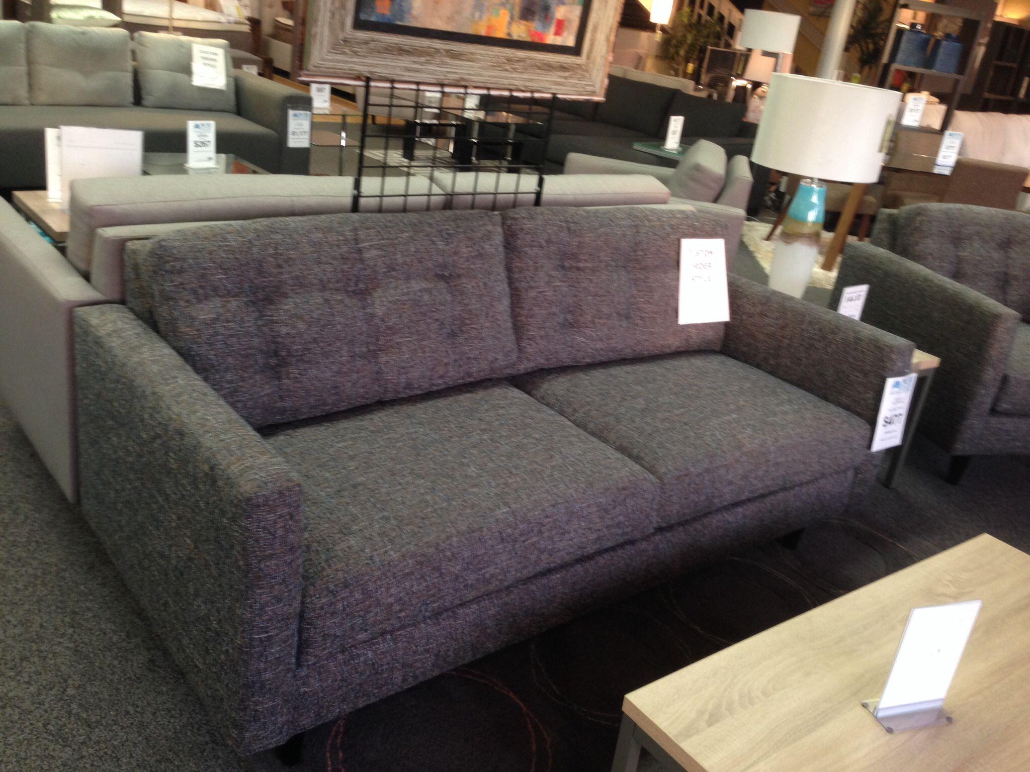 Etonnant Metro Decor San Diego Custom Fabric Sofa And Chair, Mid Century Modern  Style. Very Comfy!