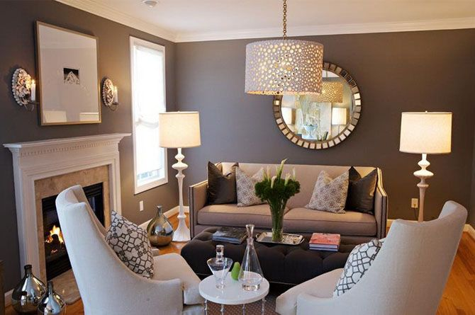 New Small Living Room Paint Ideas