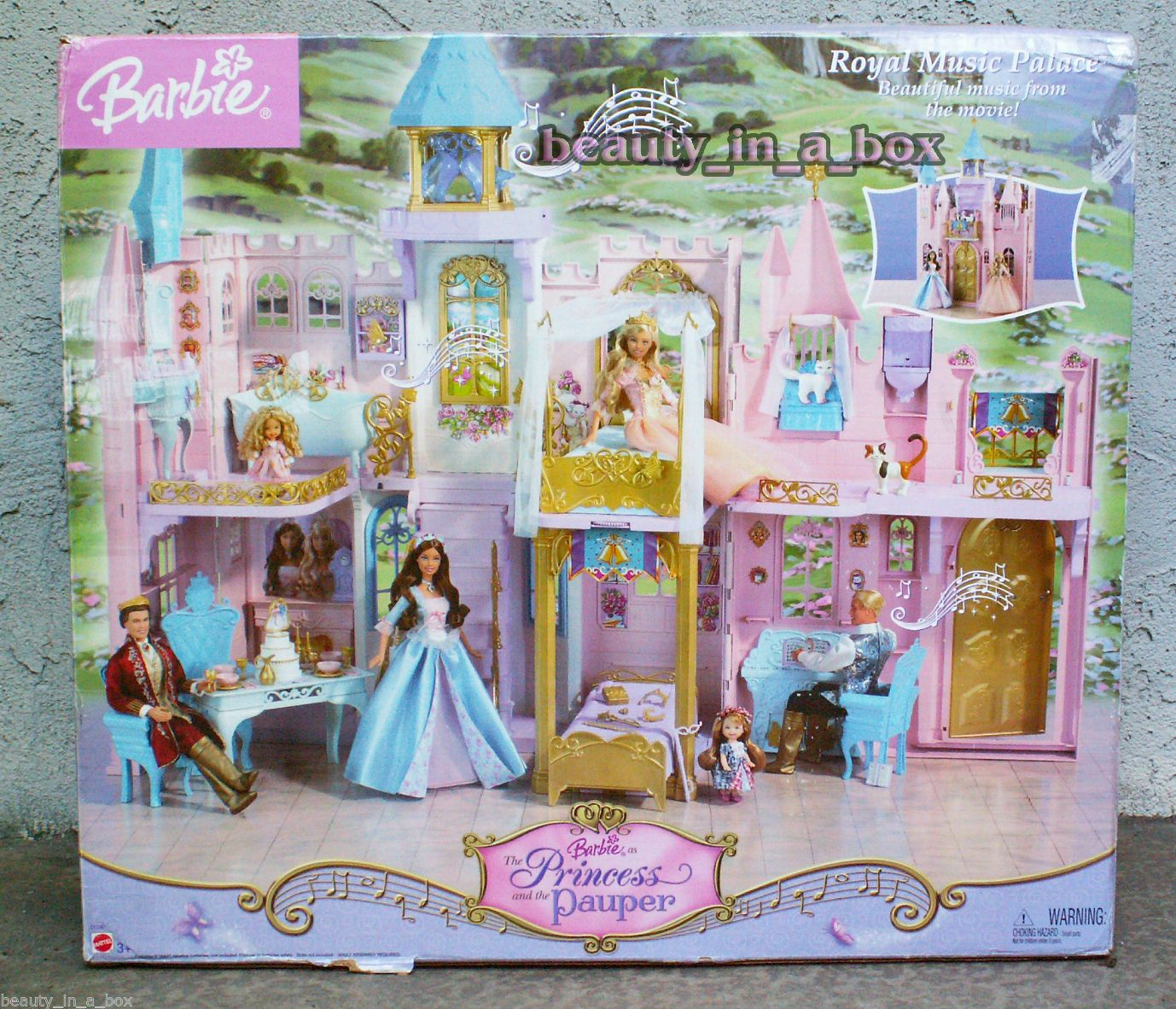 Castle For Sale At The Madison Club Avi Youtube - Details about royal music palace anneliese princess and the pauper barbie doll house castle
