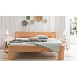 Aeddon Seng Massivt Bokeved 140 X 220 Cm Ravensberger Madrasser Aeddonseng Bokeved Mas In 2020 Solid Wood Bed Wood Beds Bed