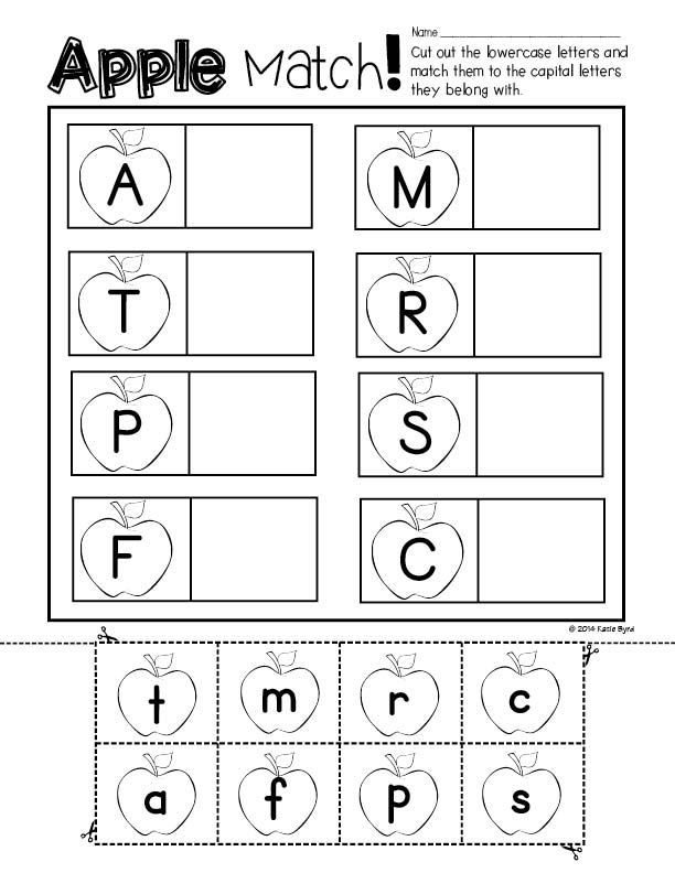 Print and Go! Back to School Math and Literacy (NO PREP) | Recording ...