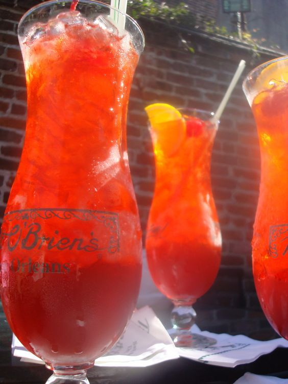 The Hurricane Recipe For A Classic Nola Rum Drink Made