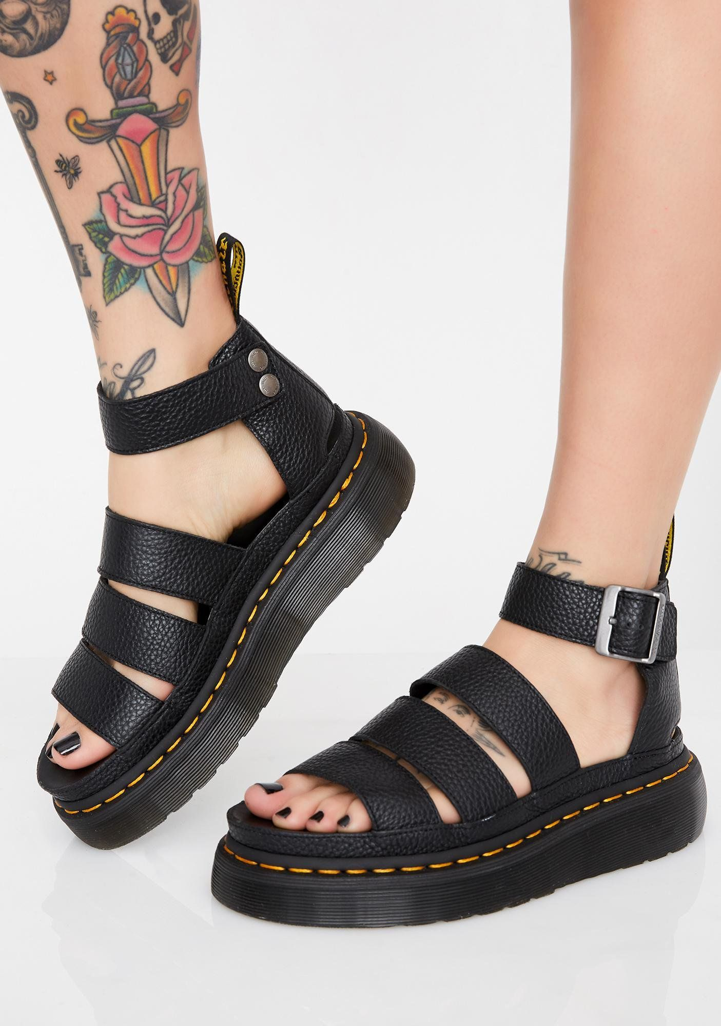 Clarissa Ii Quad Chunky Sandals