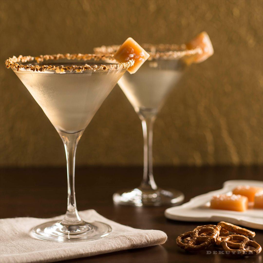 Caramel Martini, Salted