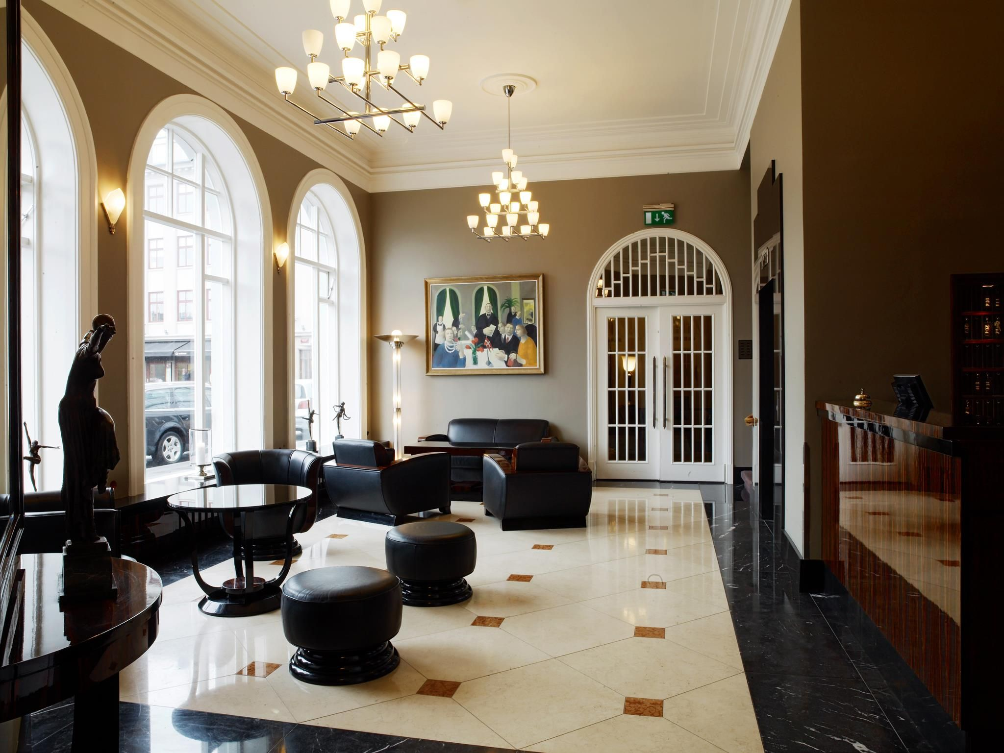 Best Design Hotels In Reykjavik My Agenda