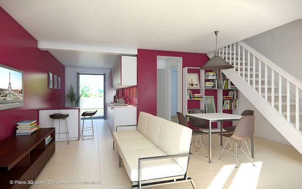 Vente Maison - Pantin (93500) - Maisons Pierre - 109990 E Faire - faire son plan de maison en 3d