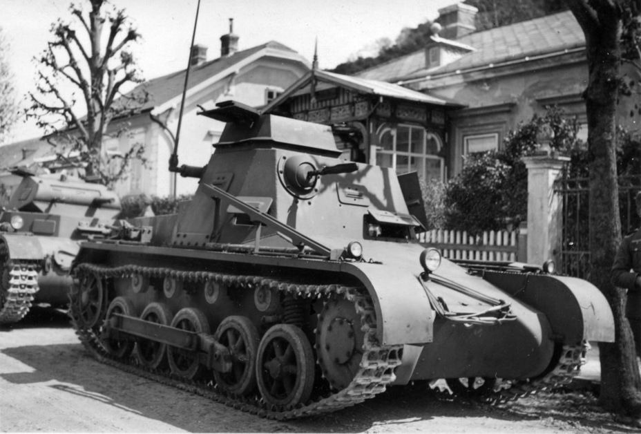 Фото немецких легких танков второй мировой