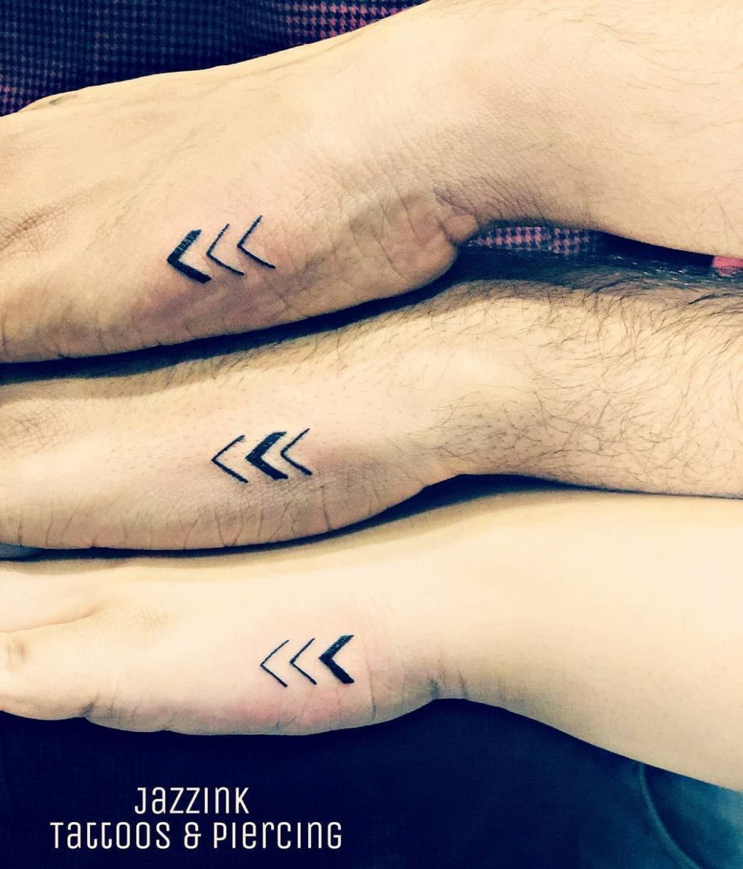Seven Reasons Why Matching Sibling Tattoos Is Common In