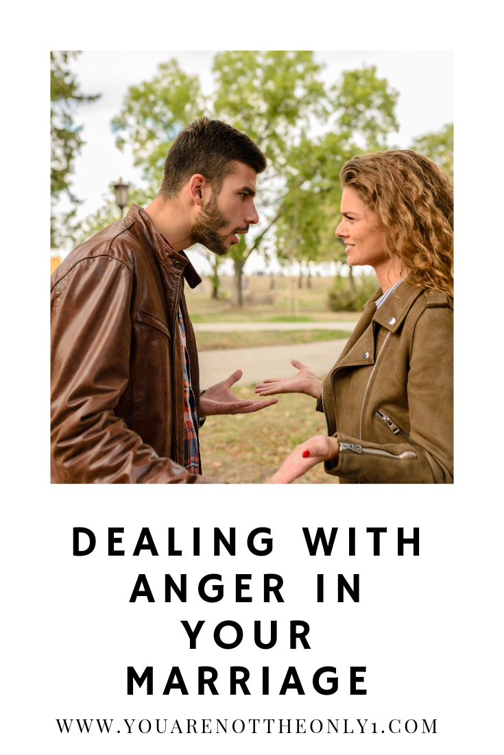 Dealing with anger in your marriage | How to control anger