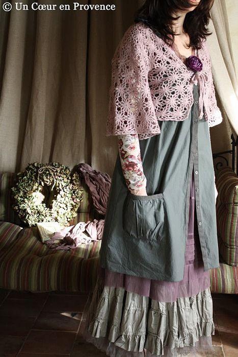Бохо (продолжение)      coeurenprovence.blogspot.com/