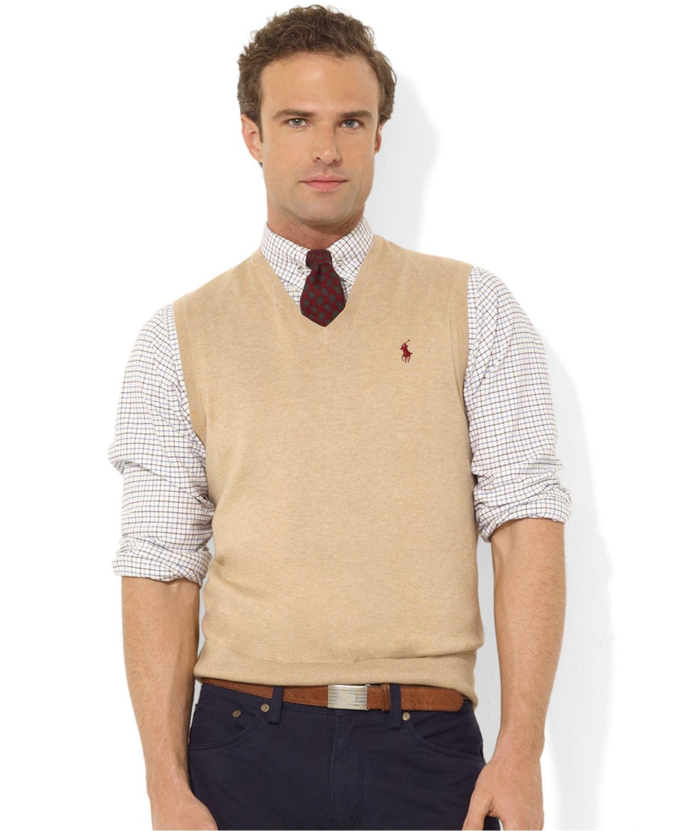 43e95b0d6 Polo Ralph Lauren Sweater Vest