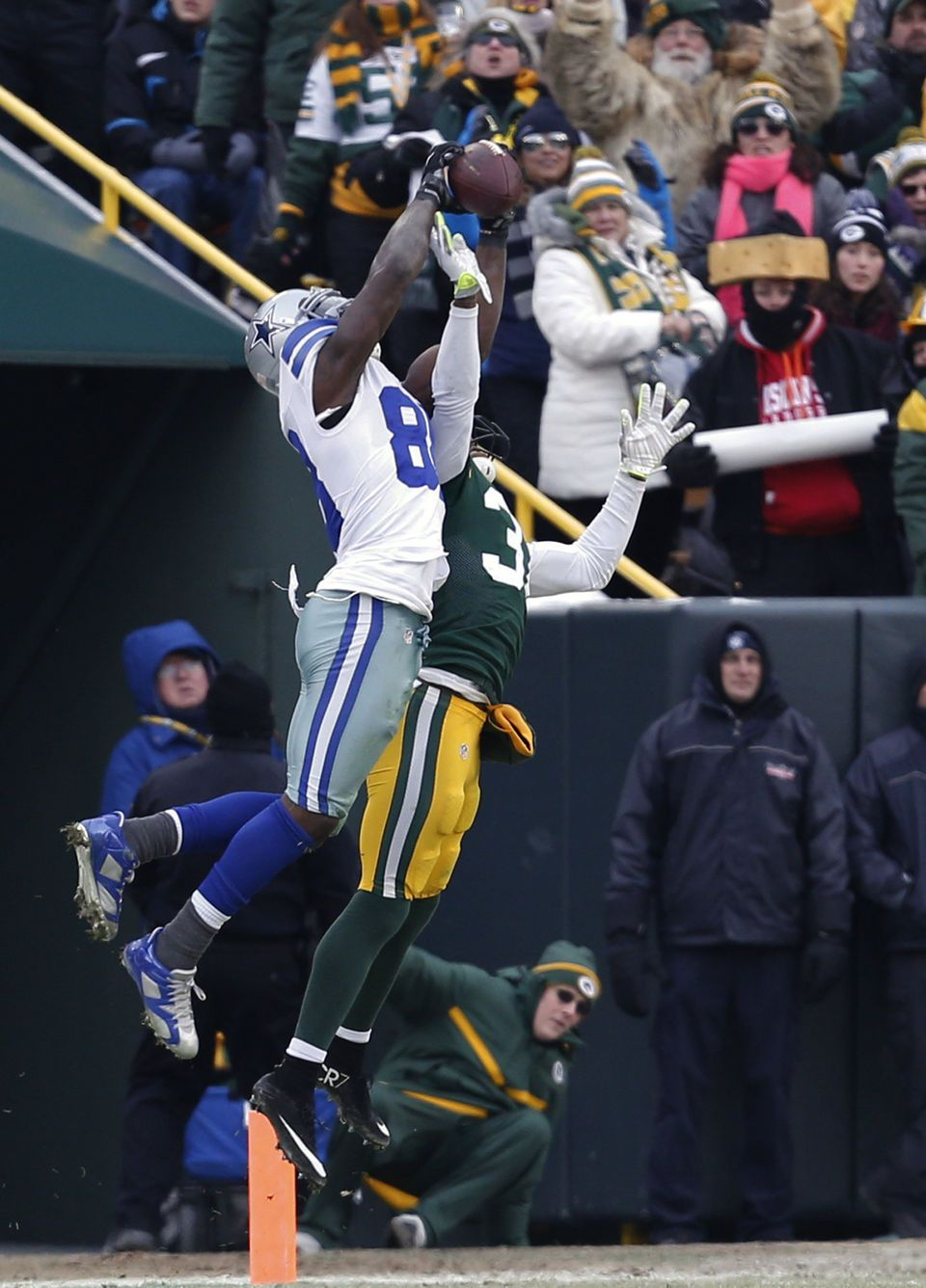 The Rule Stinks Reversal On Dez Bryant Catch Mars A Great