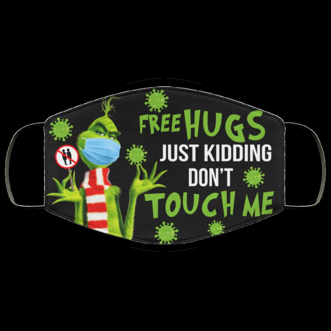 Free Hugs Face Mask
