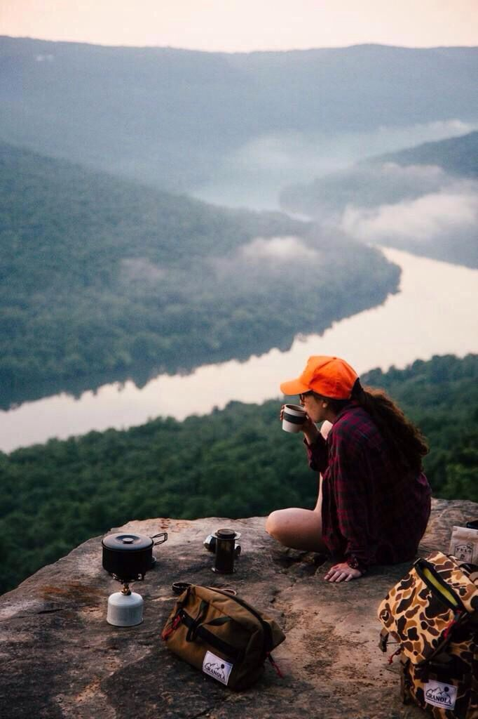 coffee and adventure