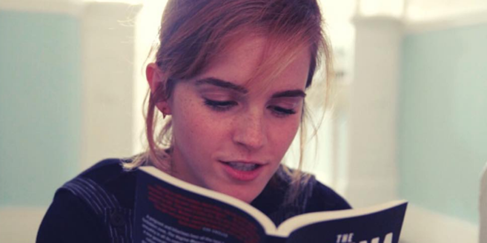 Every Book On Emma Watsons Reading List Books To Read Emma