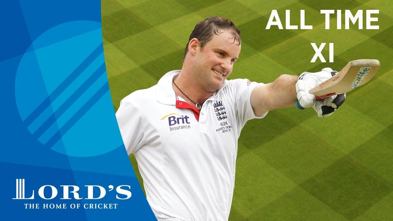 Kallis, Gilchrist & Akhtar - Andrew Strauss' All Time XI