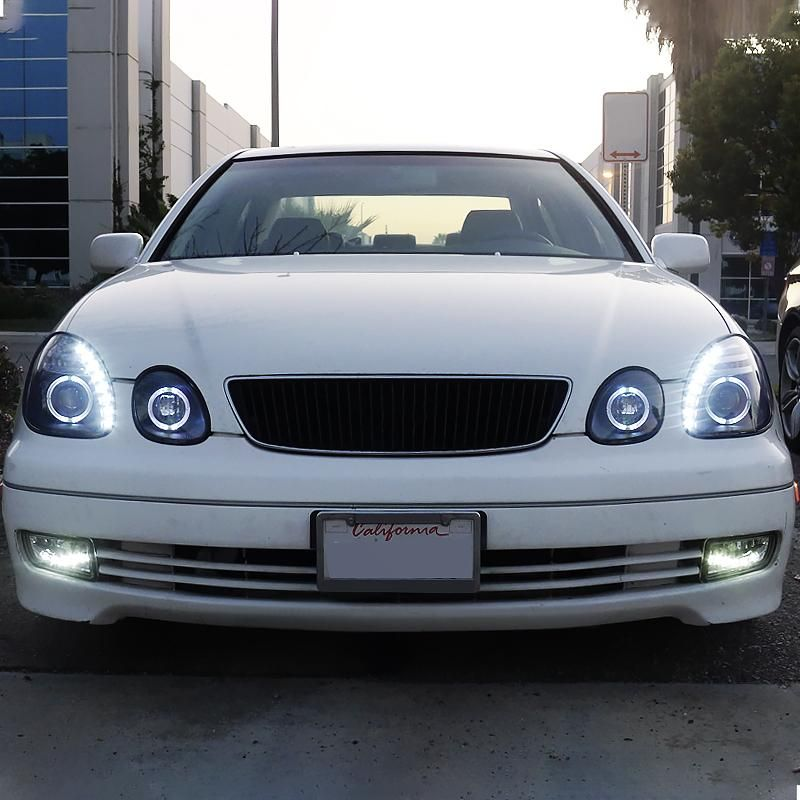 SpecD Projector Headlights Lexus GS300 / GS400 / GS430