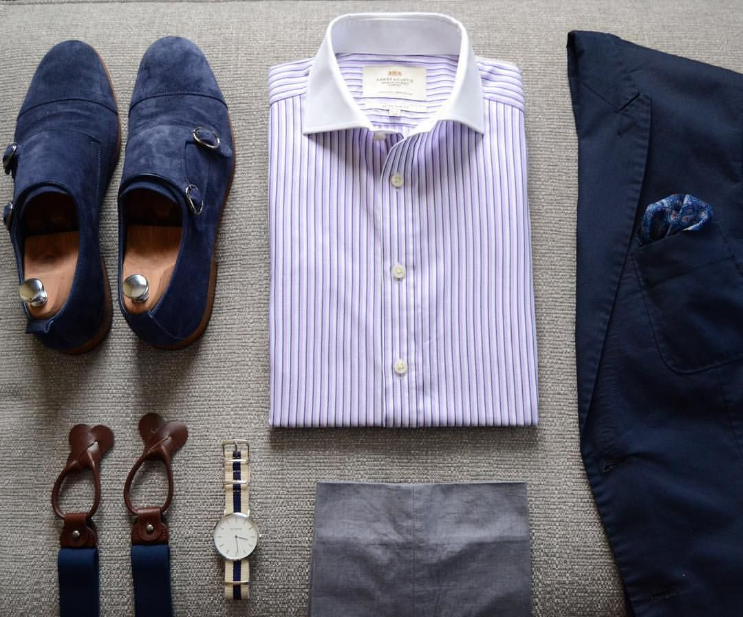 suitandtiefixation:   #outfit 18: no suit and tie... | Molon Labe