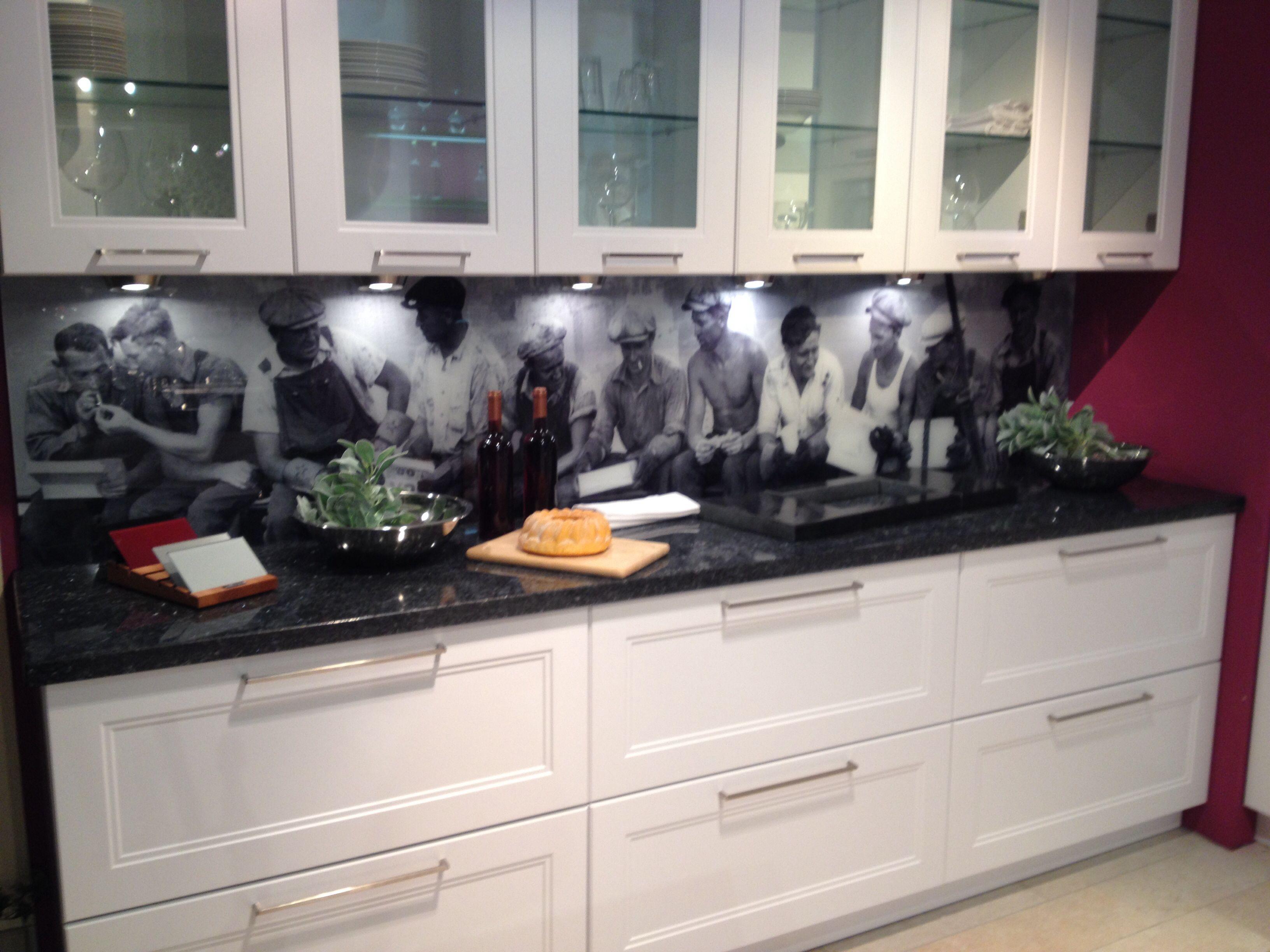Küchenrückwand Putz | Bilder Küchenrückwand
