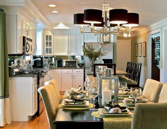 Küche L-Form – der Allrounder in puncto moderne Küchengestaltung ...