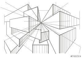 Risultati immagini per sketch perspective