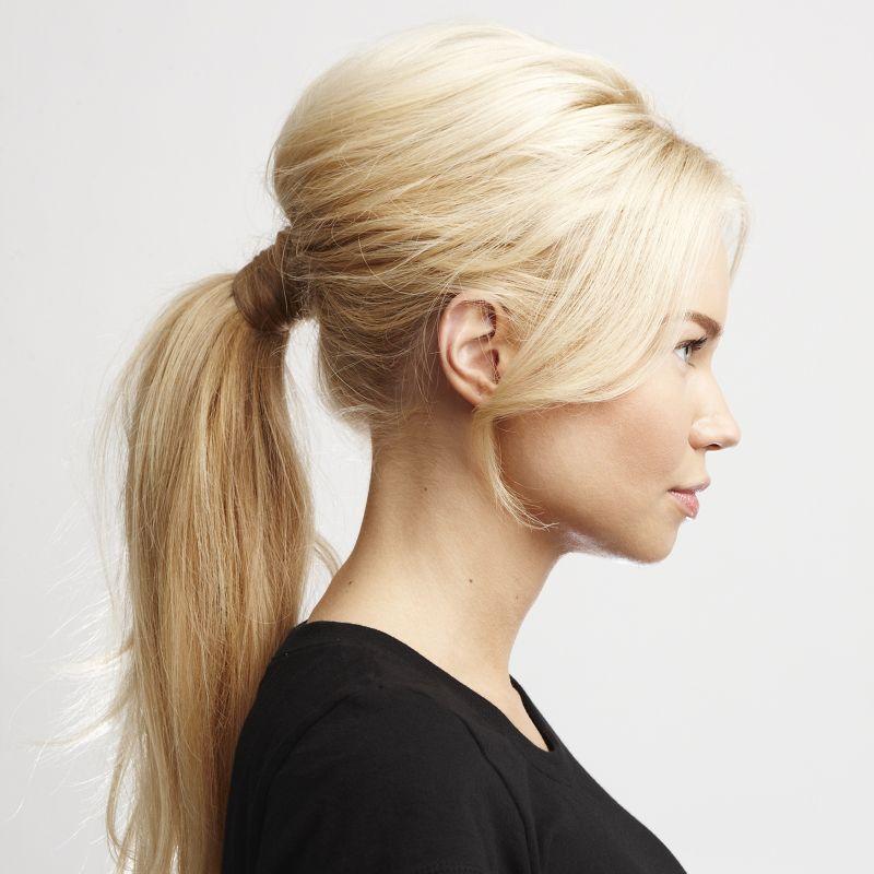 Raising The Bar By L Oreal Paris Bardot Hair Ponytail