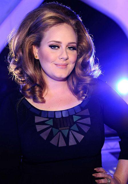 Fotos De Adele En La Actualidad : fotos, adele, actualidad, Elizabeth, Soundtrack, Peinados,, Belleza, Cabello,, Volumen