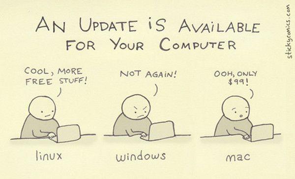 Linux vs windows essay