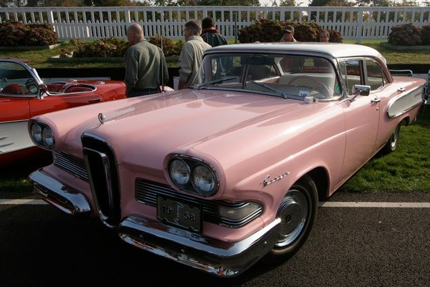 No List Of Terrible Cars Is Complete W Out A 1957 Edsel Everyone