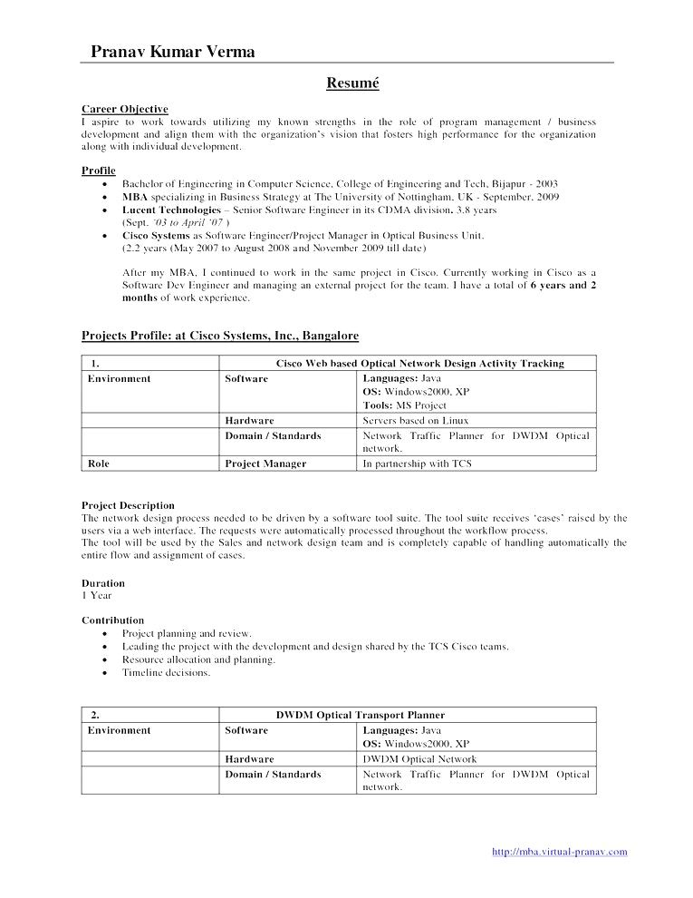 print best resume format mba finance fresher sle resume News to Go - mba resume template