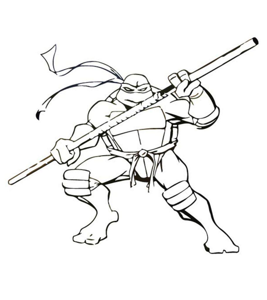 Top 25 Free Printable Ninja Turtles Coloring Pages Online Ninja Turtle Coloring Pages Turtle Coloring Pages Turtle Coloring Page