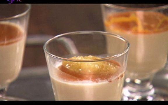Receita: Panna cotta de mel e limão - Receitas - Receitas GNT