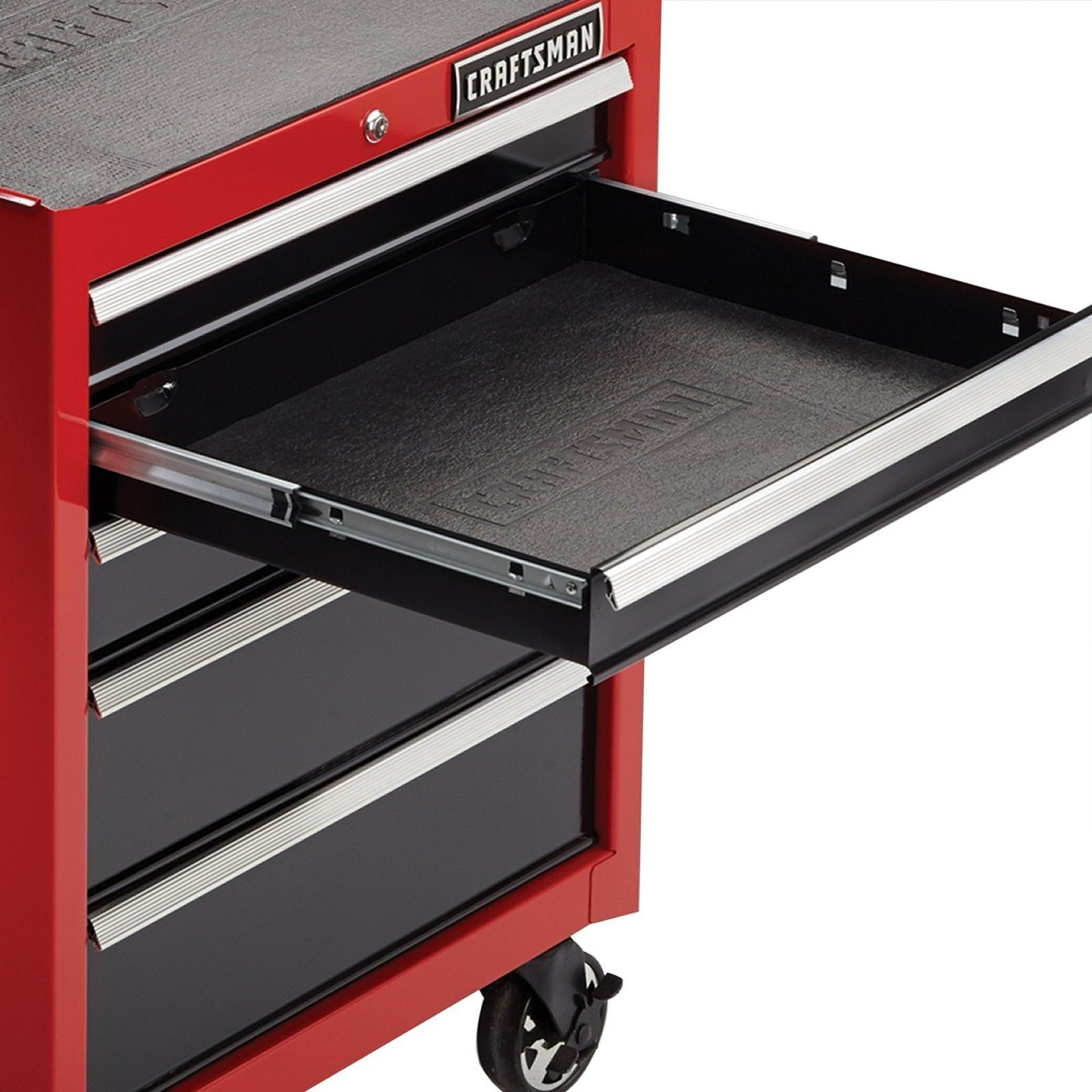 craftsman box spin drawer qlt wide tool wid hei rolling prod p industrial grade cart