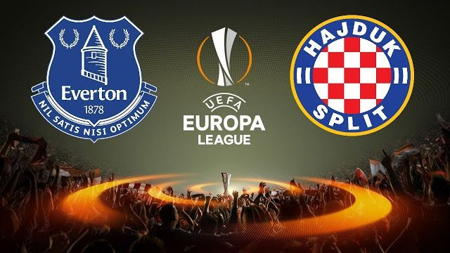 Bein Sports Live Free Uefa Europa League Hnk Hajduk Split Vs Everton Live Stream 24 08 2017 Live Football Streaming Football Streaming Europa League