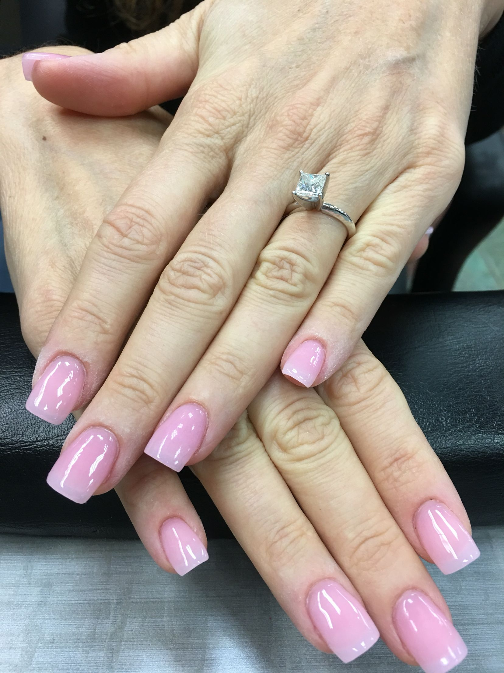 Nexgen dipping powder fullset with tips | More beautiful and ...
