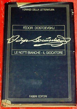 Dostoevskij, Le notti bianche (White Nights)