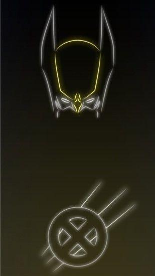 Superheroes Logos Wallpaper ·①  WallpaperTag