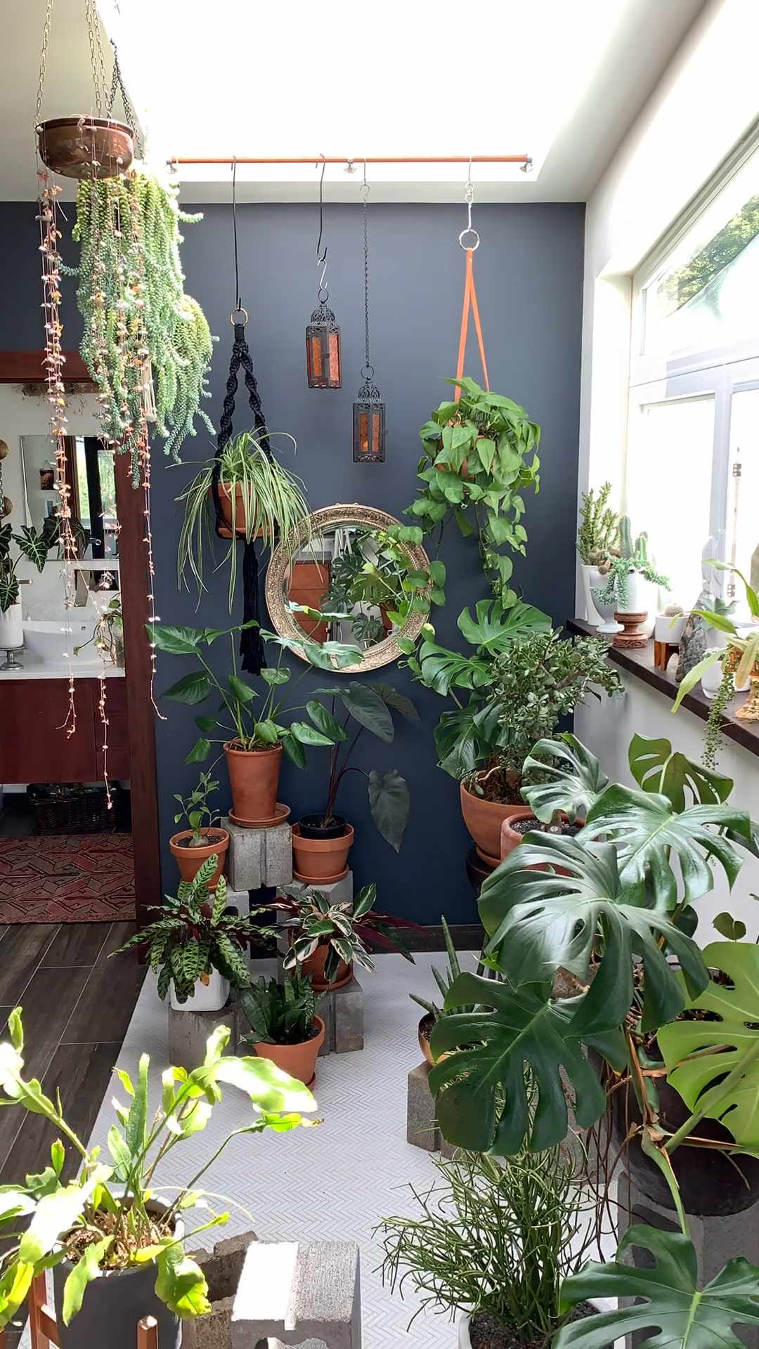 Redesigning your Sacred Space #indoorgarden