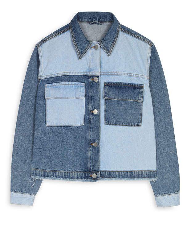 15 vestes en jean pour le printemps Femme Actuelle