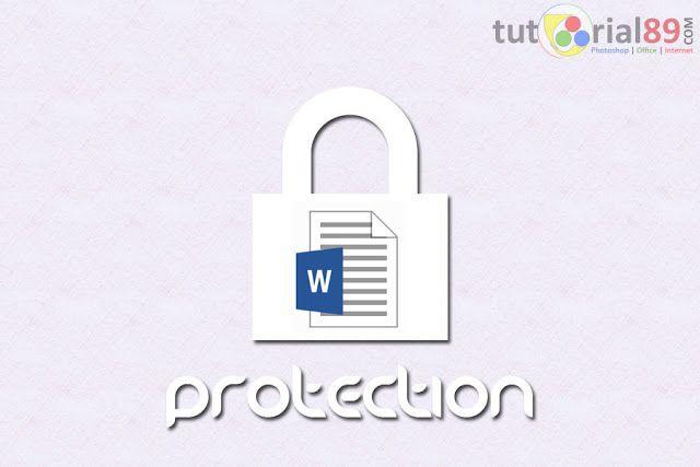 Cara Membuat Document Word Tidak Bisa Di Edit Microsoft Membaca