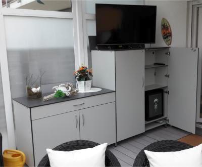 Terrassenschrank Mit Tv Lift Minibar Gartenmobel Terrasse