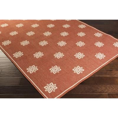 Artistic Weavers Baxter Cherry 6 ft. x 9 ft. Indoor/Outdoor Area Rug - S00151001479 - The Home Depot