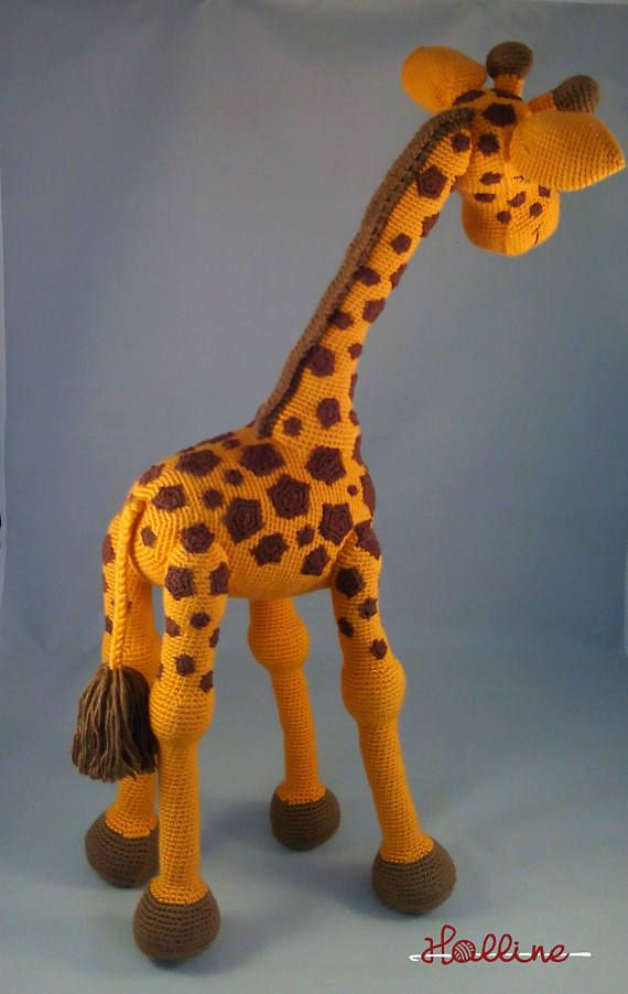 crochet pattern giraffe april crochet amigurumi giraffe