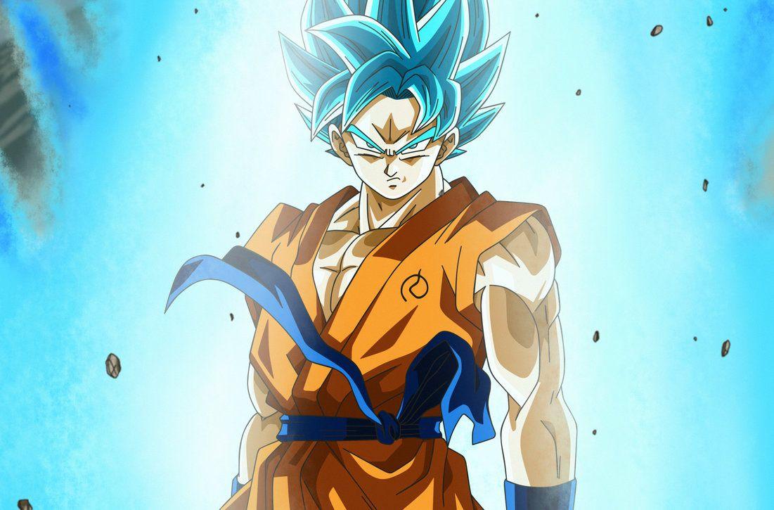 Poster 9 Son Goku Super Saiyan Blue By Dark Crawler Goku Super Saiyan Blue Super Saiyan Blue Goku Super Dragon ball z goku blue moon
