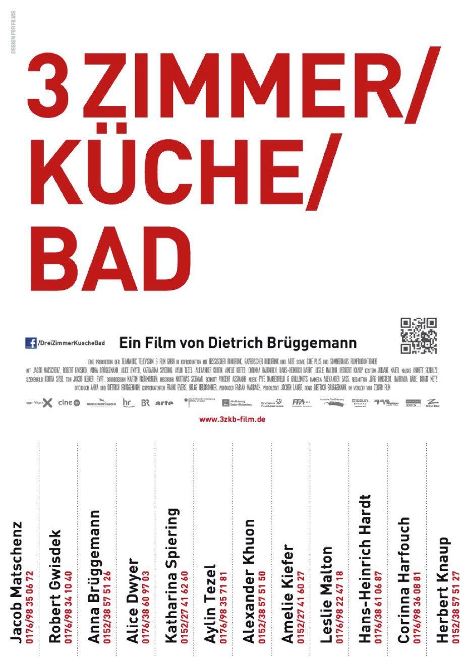3 Zimmer / Küche / Bad Von Dietrich Brüggemann Am 20.03.2013 Bei DaF Im